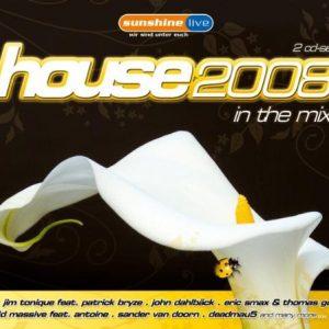 CD-Shop - House 2008 in the Mix - NEU - 2 CD Box-Set