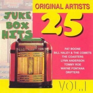 Juke-Box-Hits-Volume-1-CD-Frontseite