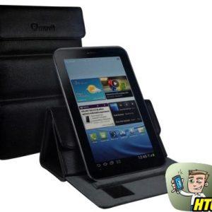 """Schutz mit Funktion - Muvit Wrapper Sleeve für 7""""-Tablets - auch für das Karaoke-Tablet"""