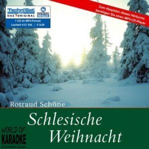 Schlesische Weihnacht - Hörbuch - CD-Cover -