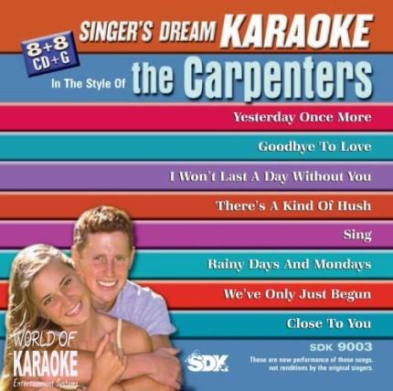 SDK-9003-Karaoke-CD-Cover-Carpenters