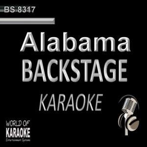 Alabama – Contry Karaoke Playbacks – BS 8317 - CD-Front