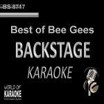 Best of Bee Gees – Karaoke Playbacks – BS 8717 - Kult-Oldies