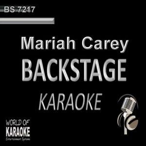 Mariah Carey – Karaoke Playbacks – BS 7217 - CD-Cover-Front