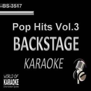 Pop Hits Vol. 3 – Karaoke Playbacks – BS 3517 - CD-Cover
