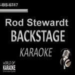 Rod Stewart - Pop Karaoke Songs - CD G BS6717 - Absolut Kult