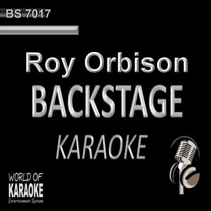 Roy Orbison – Karaoke Playbacks – BS 7017 - CD-Cover