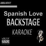 Spanish Love Songs – Karaoke Playbacks – BS 4717 - Einach Top Songs