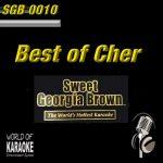 Sweet Georgia Brown - SGB0010 – Best of Cher  – Top Karaoke Playbacks