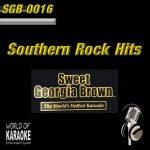Sweet Georgia Brown - SGB0016 – Southern Rock Hits – Top Karaoke Playbacks