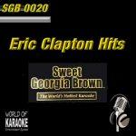 Sweet Georgia Brown - SGB0020 – Eric Clapton  – Top Karaoke Playbacks