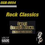 SGB0054 – Rock Classics - 17 Titel Kultrock Playbacks - Karaoke-Hits
