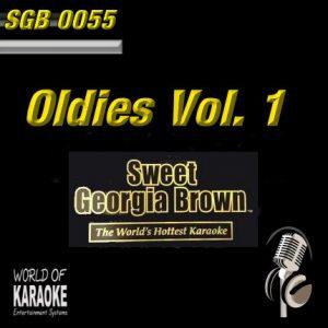 Sweet Georgia Brown - SGB0055 – Oldies Vol. 1 – Karaoke Playbacks