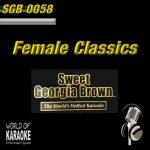 Sweet Georgia Brown Karaoke - SGB0058 - Female Superhits Playbacks