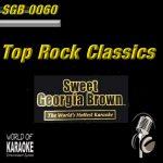 Sweet Georgia Brown - SGB0060 – Rock Classics  – Top Karaoke Playbacks