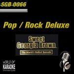 Sweet Georgia Brown Karaoke - SGB0066 - Top 40 Pop und Rock