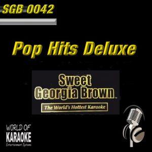 Sweet Georgia - SGB0042 – Pop Hits Deluxe - Playbacks