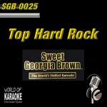 Sweet Georgia Brown Karaoke - SGB0025 - Hard Rock Playbacks