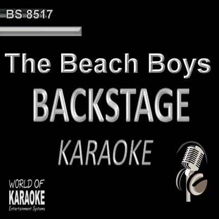 The Beach Boys – Karaoke Playbacks – BS 8517 - CD-Frontansicht -