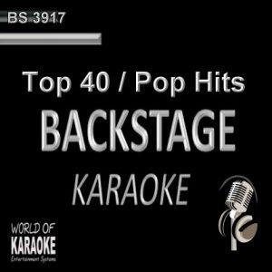Top 40 / Pop Hits – Karaoke Playbacks – BS 3917