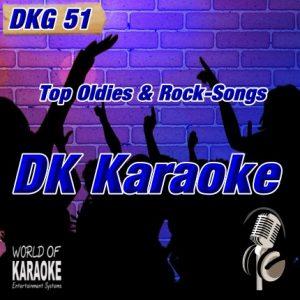 DKG-51 – DK Karaoke – Karaoke-Playbacks - Alben-Front