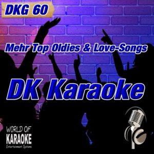 DKG-60 – DK Karaoke – Karaoke-Playbacks - Albumansicht