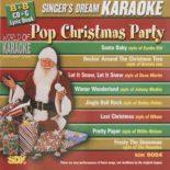 Pop Christmas Party – SDK 9054 – Karaoke Playbacks (Sparpack)