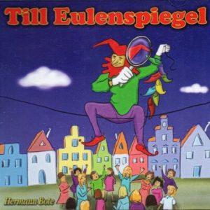Hörbuch – Till Eulenspiegel von Herrmann Bolte - CD