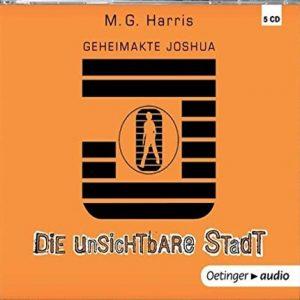 Hörbuch - Geheimakte Joshua. - Hamburg Die unsichtbare Stadt - Oetinge