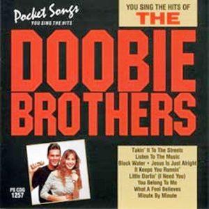 Karaoke Playbacks – PSCD 1257 – Doobie Brothers Hits - CD-Front