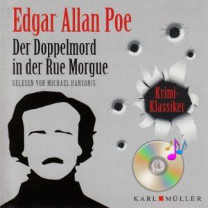 Hörbuch – CD - Der Doppelmord in der Rue Morgue