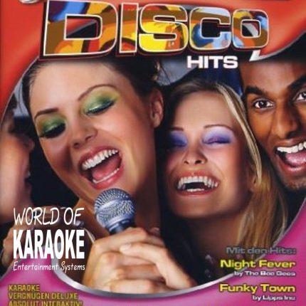 Karaoke Disco Hits Vol.1 – DVD