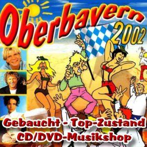 Oberbayern 2002 - 2 CD-Set – Gebraucht - Partymusik
