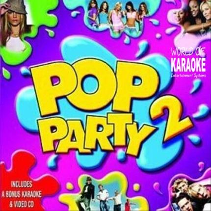 Party Pop 2 – Karaoke Playback – Gebraucht