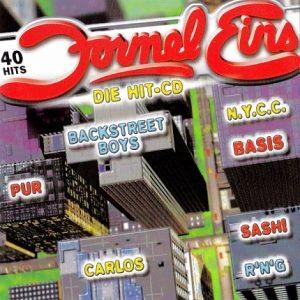 FORMEL EINS - DIE HIT-CD 1998 – Gebraucht – Top-Zustand - Front-Bild