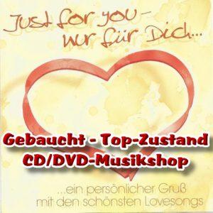Front - Just For You – Nur für Dich – Gino Marinello Orchester - Gebraucht