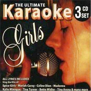 The Ultimate Karaoke for Girls – 3 CD+G Set