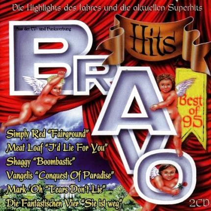 Bravo Hits - Best of '95 – 2-CD - Gebraucht