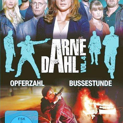 Arne Dahl Vol. 4 – 2-DVD-Set - Neu