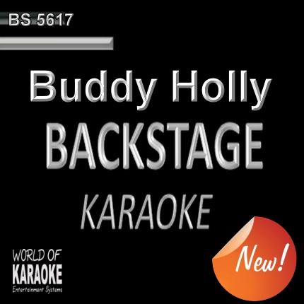 Buddy Holly – Karaoke Playbacks – BS 5617