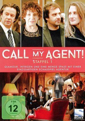 Call my Agent - Staffel 1 – 2-DVD-Set – Neu