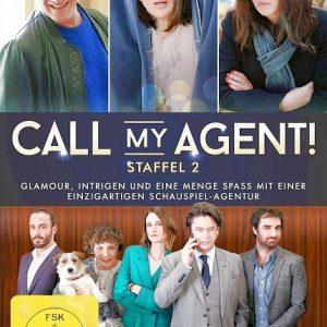 Call my Agent!- Staffel 2 – 2-DVD-Set – Neu