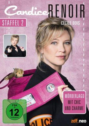 Candice Renoir - Staffel 2 – 4-DVD-Set – Neu