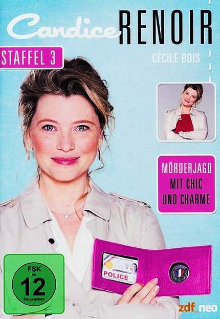 Candice Renoir - Staffel 3 – 3DVD-Set – NEU