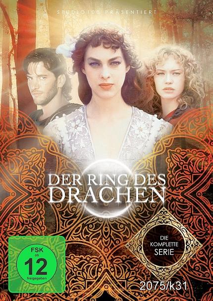 Der Ring des Drachen - Die komplette Serie auf DVD
