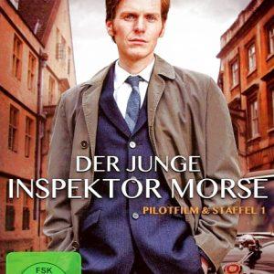 Der junge Inspektor Morse - Pilotfilm