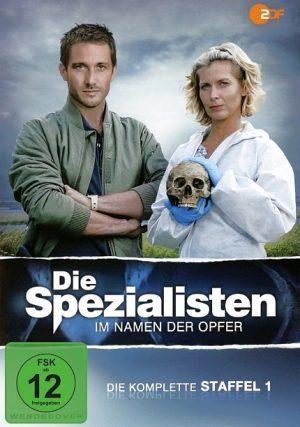 Die Spezialisten - Im Namen der Opfer - Die komplette erste Staffel - DVD-Front