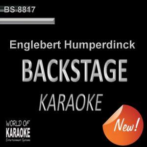 Englebert Humperdinck – Karaoke Playbacks – BS 8817