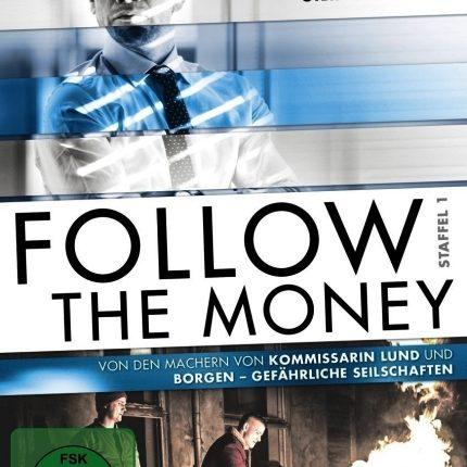 Follow the Money - Staffel 1 – 4-DVD-Set – Neu