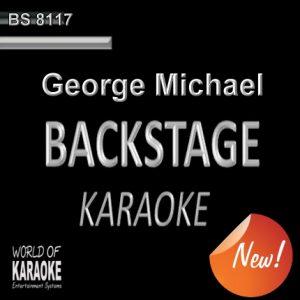George Michael – Karaoke Playbacks – BS 8117